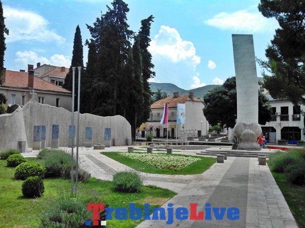 spomenik braniocima trebinje