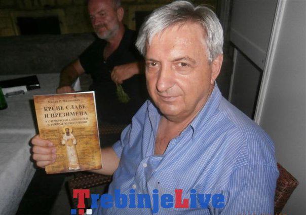 Krsne slave i prezimena u sjeverozapadnoj Boki i Juznoj Hercegovini dr milan milanovic