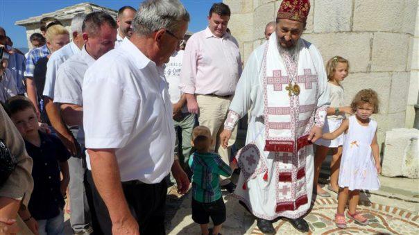 manastir tvrdos krsna slava