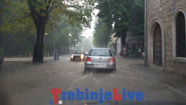 nevrijeme poplave trebinje