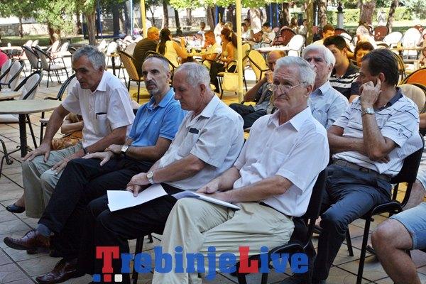 prosvjeta miting savremene srpske poezije