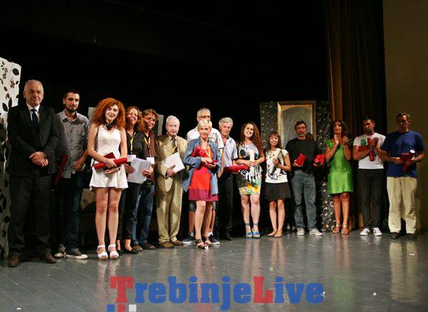 zavrsen 58 festival festivala, velika drama pobjednik festivala u trebinju
