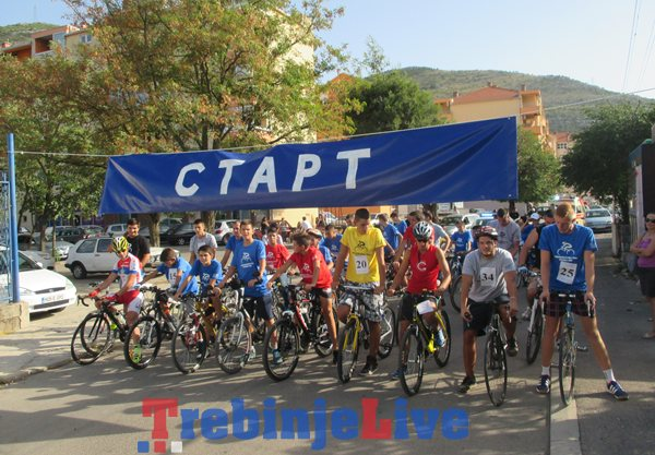 biciklisticka trka trebinje 2015