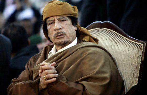 gadafi libija