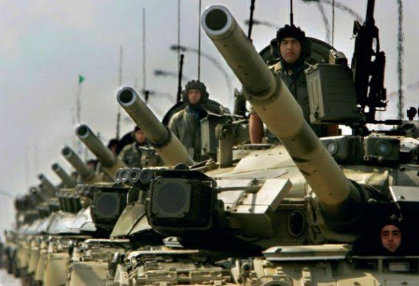 ruska vojska sirija