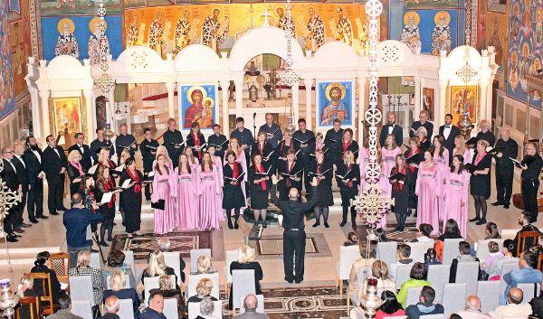 Koncert saborni hram trebinje