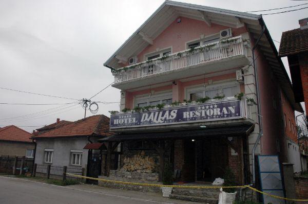 Teroristicki napad hotel dalas bijeljina