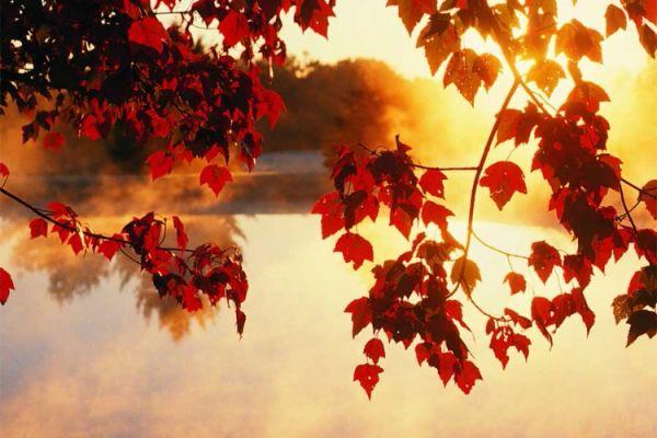 Vrijeme sunce jesen