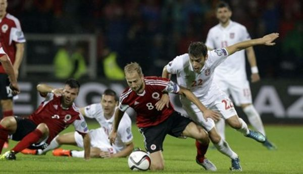 albanija srbija kvalifikacije euro 2016