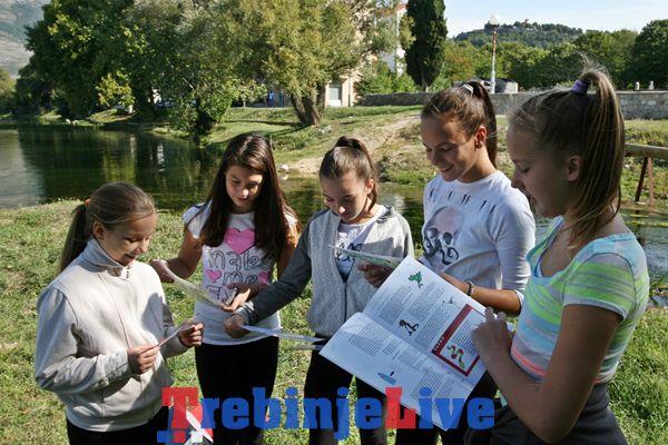 istrazivanje zdravlja rijeke trebisnjice