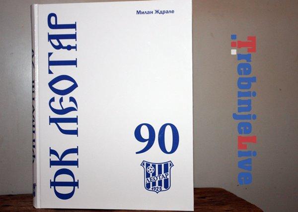 monografija fk leotar 90 godina