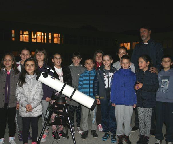 posmatranje mjeseca police
