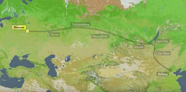 Karta voz rusija