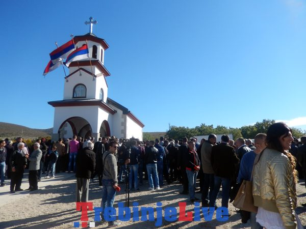 crkva u naselju zlatiste bileca