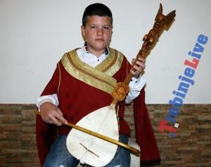 mitar visnjic najmladji guslar trebinje
