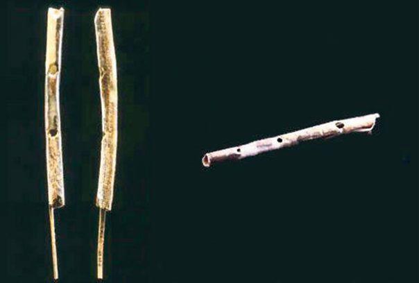 najstariji muzicki instrument