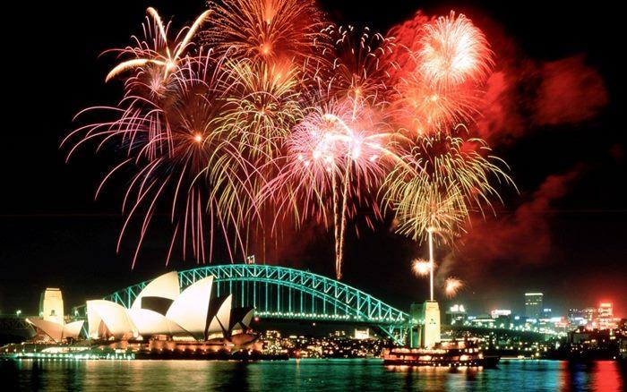 australija nova godina 2016