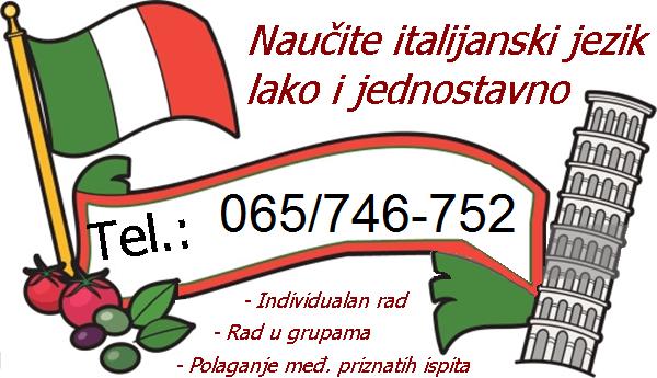 italijanski baner