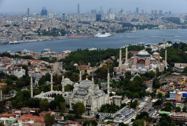 kostantinopolj istanbul