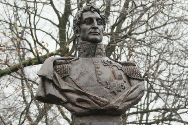 mihailo miloradovic spomenik sankt peterburg