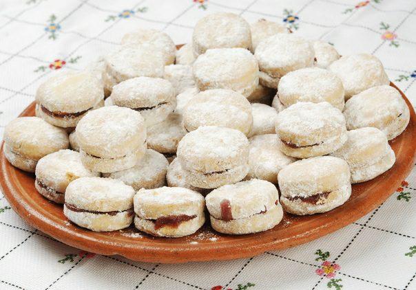 srpske vanilice sitni kolaci