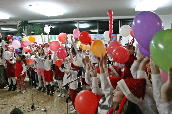 svecanost povodom nove godine osnovna skola police