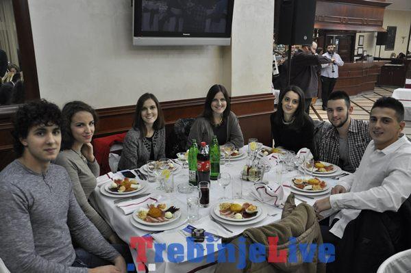 vece trebinjaca u beogradu 2015 hotel orasac (
