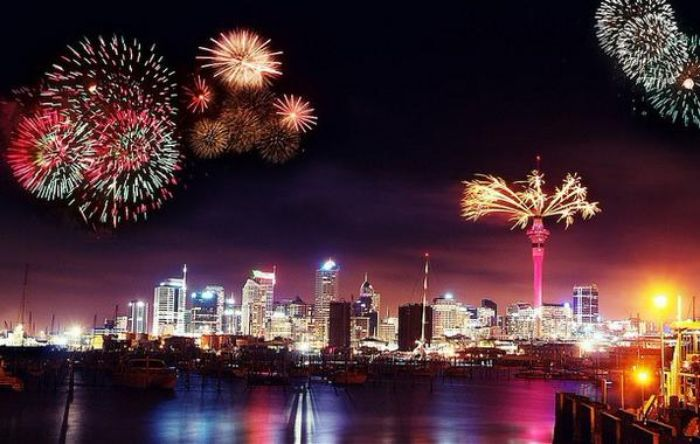 Vatromet nova godina