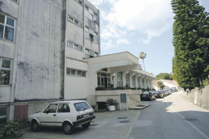 Bolnica meljne