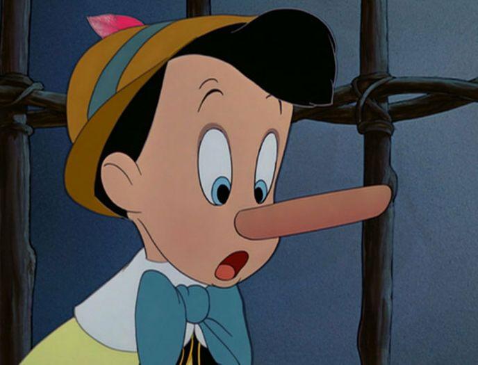 Pinokio tehnike lazi