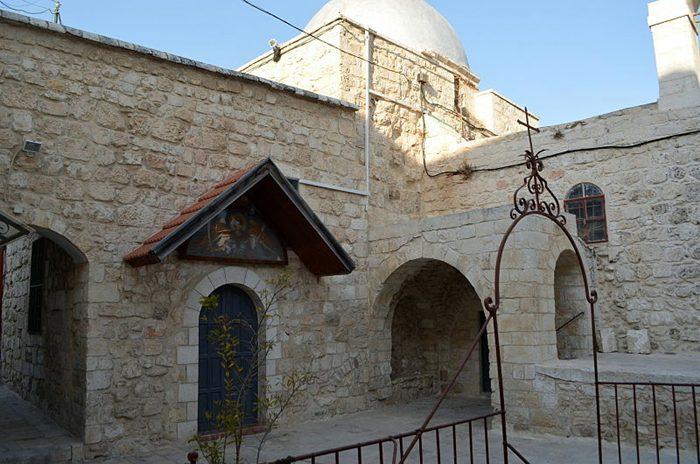 Manastir Svetih arhangela Mihaila i Gavrila Jerusalim