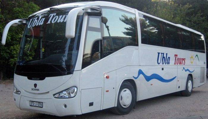 autobus ubla turs