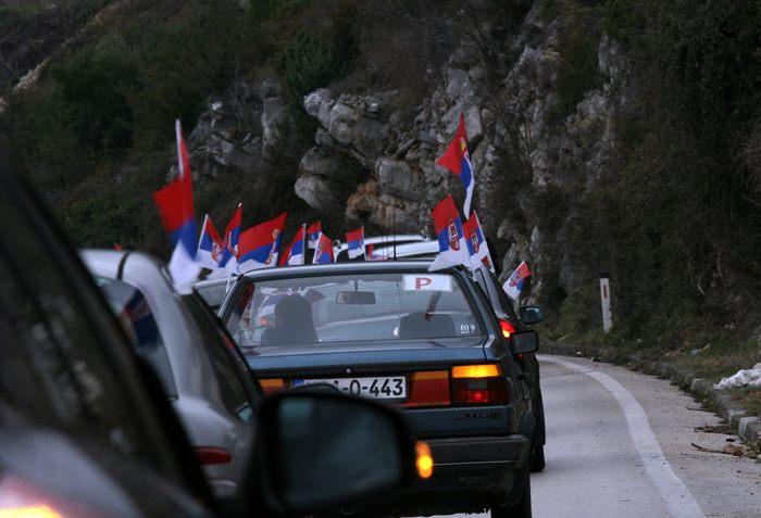 kolona automobila trebinje dan republike