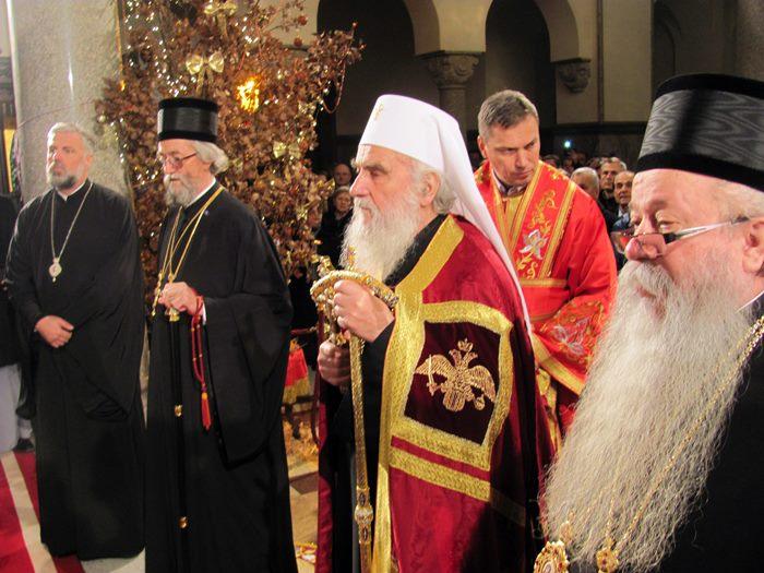 patrijarh irinej sveta liturgija dan republike srpske