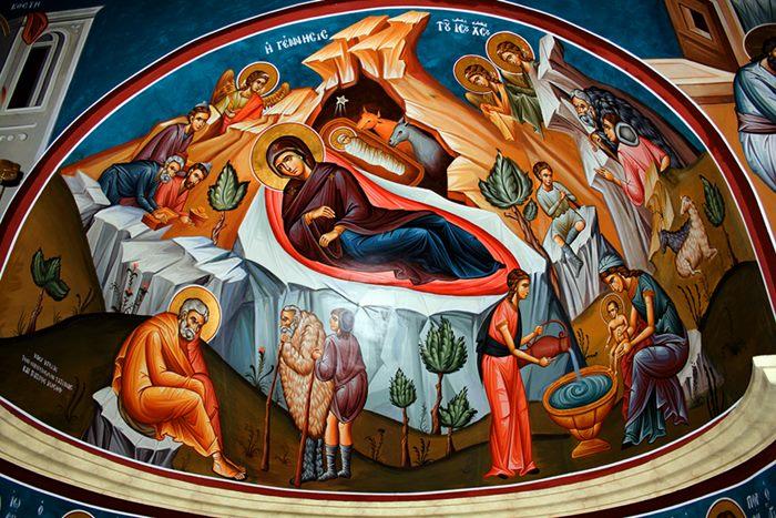 rodjenje isusa hrista bozic