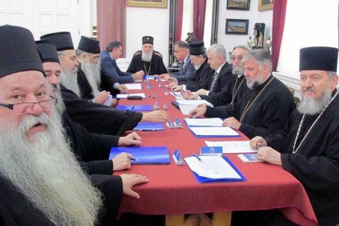 sastanak sinoda i rs