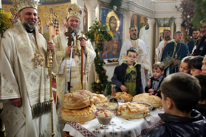 sveti ignjatije bogonosac krsna slava vladike grigorija i eparhije zhip