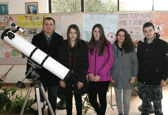 teleskop skola vuk karadzic trebinje