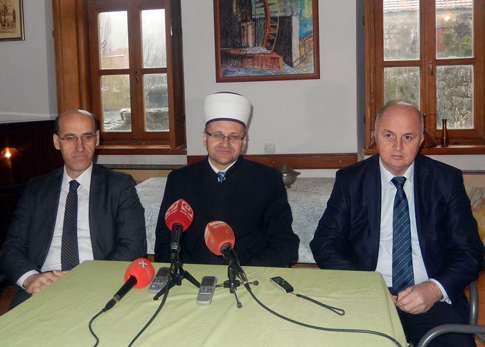 muftija mostarski dedovic trebinje
