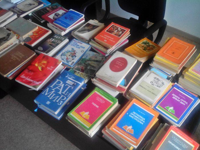 knjige za prebilovce