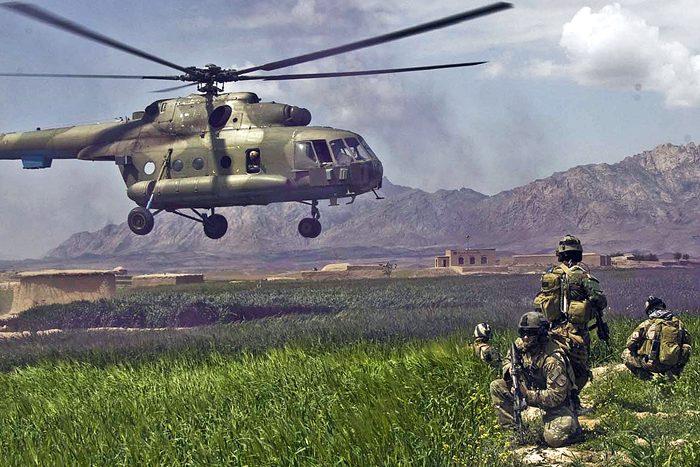 vojne operacije