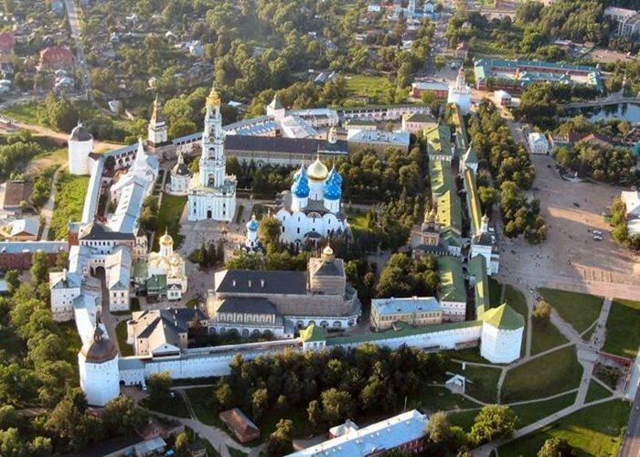 Trojstvena lavra Svetog Sergija (2)