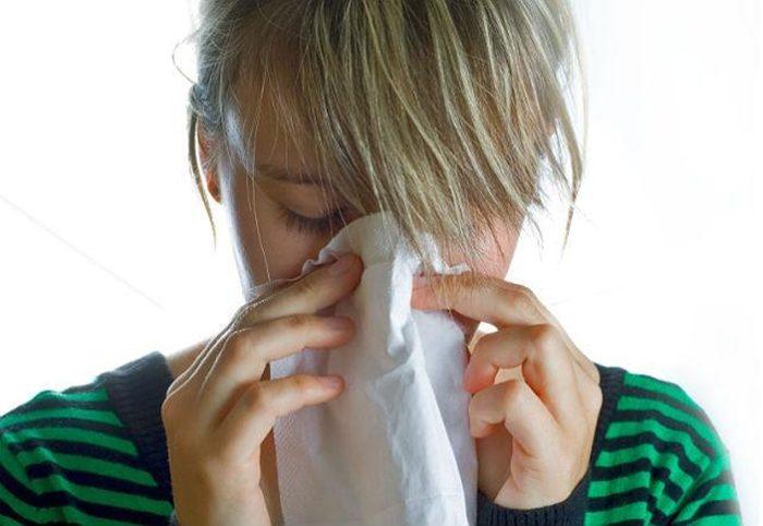 alergija ili prehlada