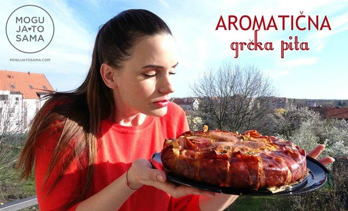 aromaticna grcka pita recept