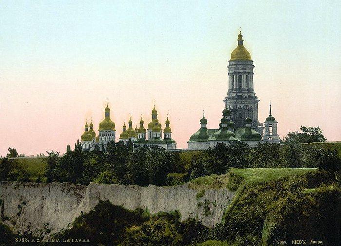 kijevsko pecerska lavra