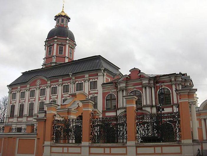 lavra aleksandra nevskog sankt peterburg