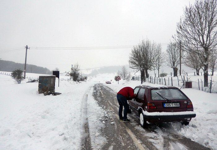 snijeg hercegovina