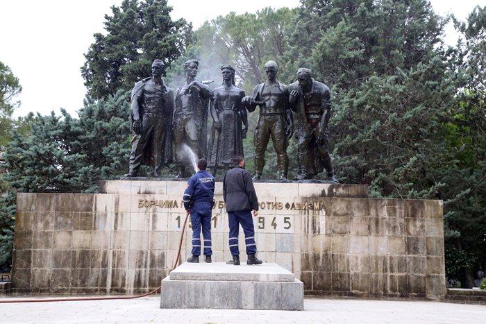 spomenik pali borci trebinje