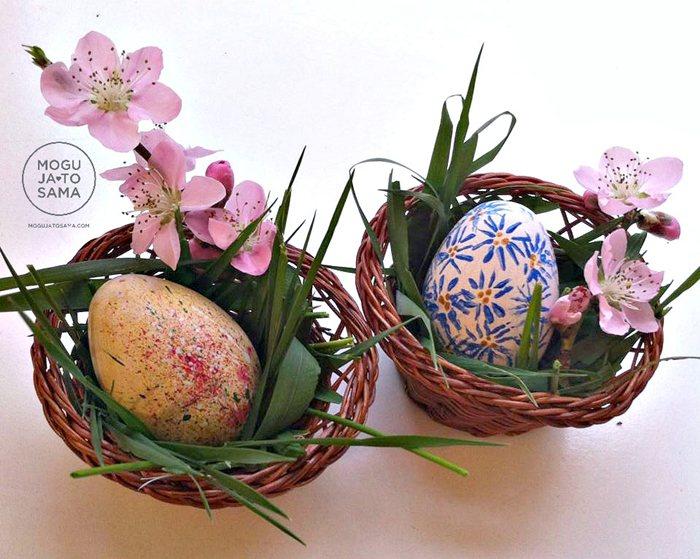 ukrasavanje vaskrsnjih jaja