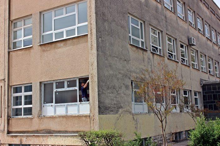zamjena prozora srednjoskolski centar trebinje